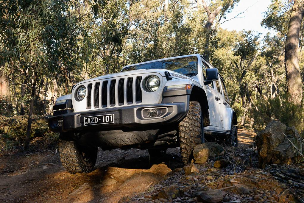 Jeep Wrangler Rubicon 2019 Review - www carsales com au