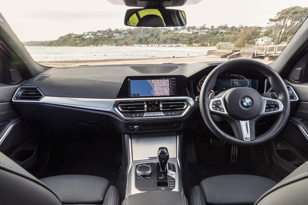 BMW 3 Series 2019 Review - www carsales com au