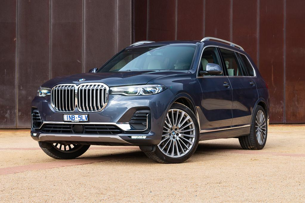 BMW X7 xDrive30d 2019 Review - www carsales com au