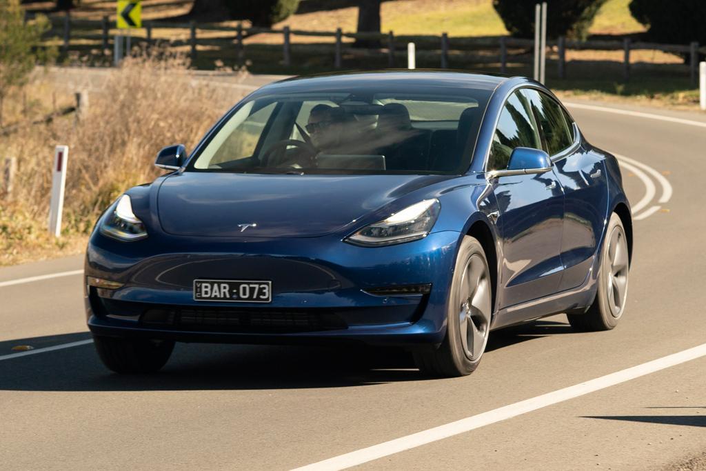 Tesla Model 3 2019 Review - www carsales com au