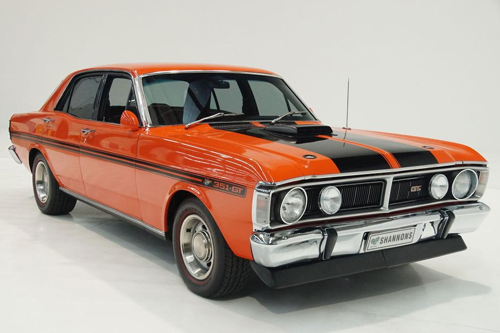 Aussie Muscle Cars Go Under The Hammer Www Carsales Com Au