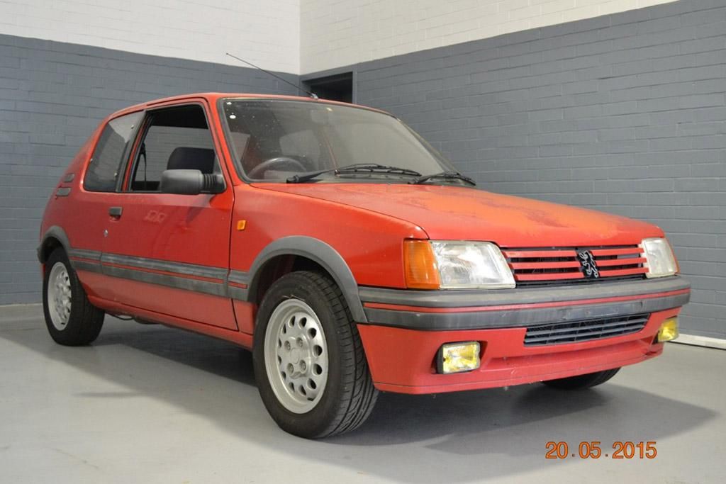 Peugeot 205 Gti Sets World Record Price Www Carsales Com Au