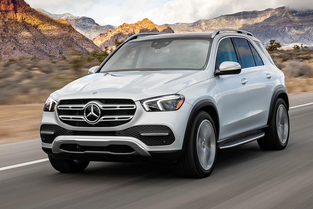 mercedes-benz gle 450 2019 review - www.carsales.au