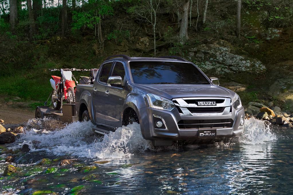 Isuzu D-MAX and MU-X 2019 Review – Australia - www carsales