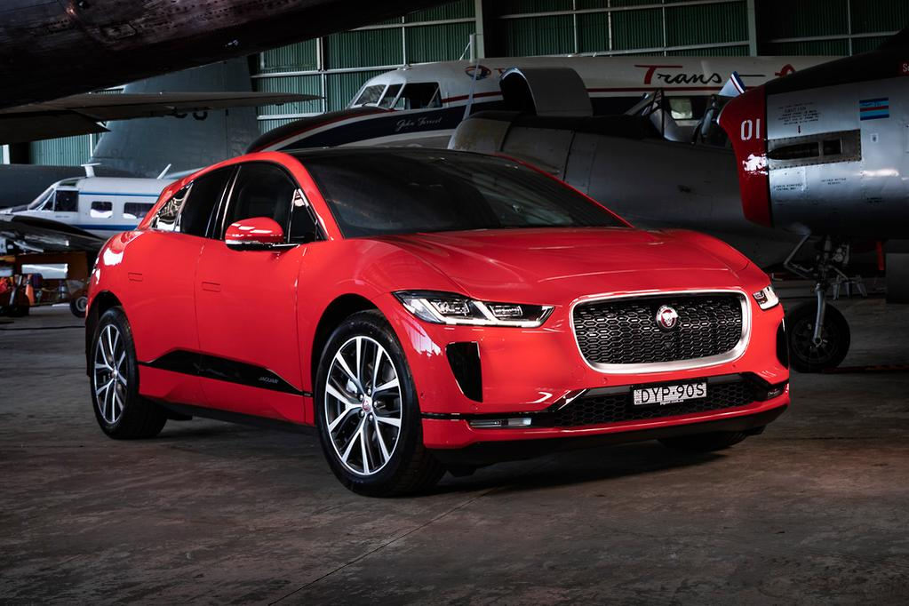 The Jaguar I Pace Is No Straight Line Special Though Because Its Chis So Well Balanced And Tuned That It Handles Far Better Than Most High Riding