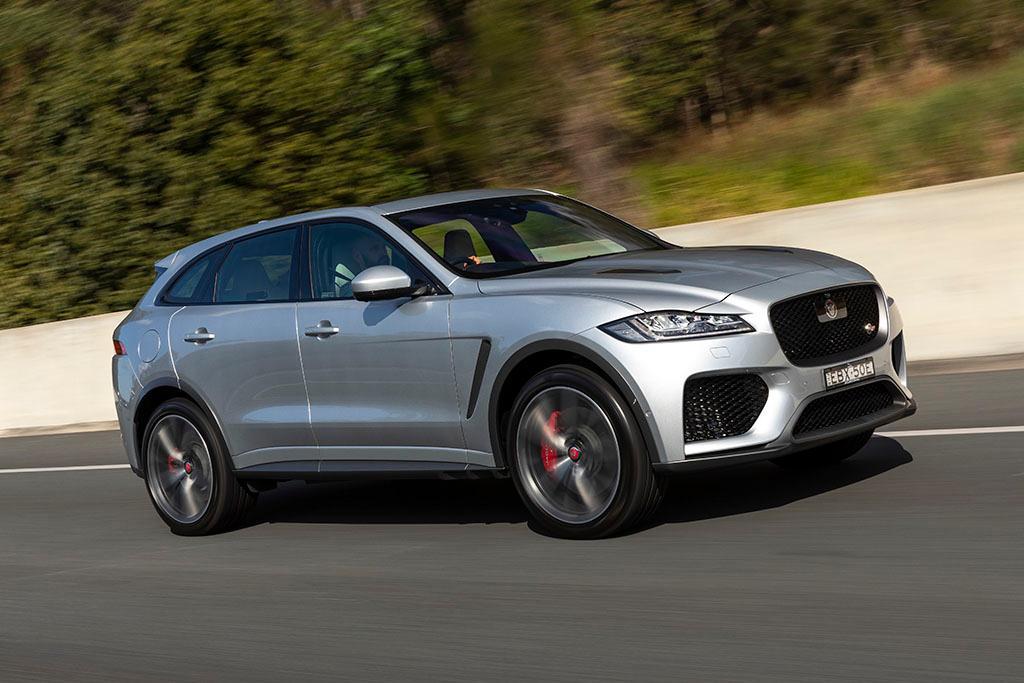 Jaguar F Pace Svr 2020 Review Australia Www Carsales Com Au