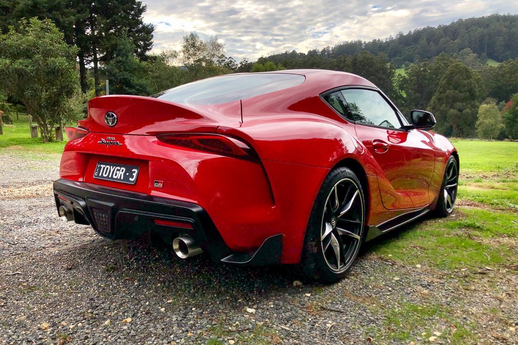 Toyota Gr Supra 2020 Review Carsales Com Au