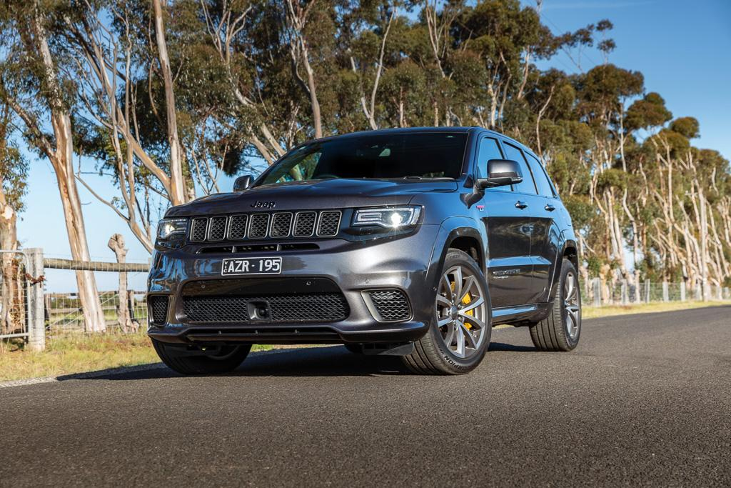 Jeep Grand Cherokee Trackhawk 2020 Review Www Carsales Com Au