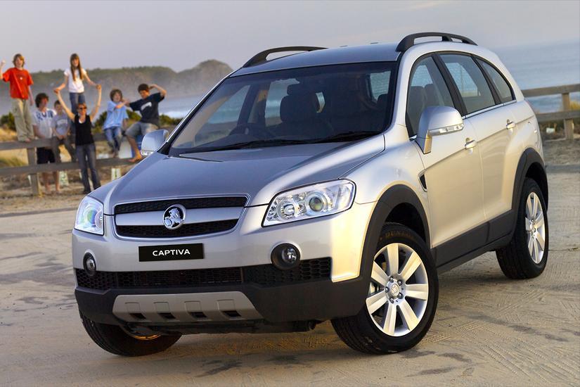 Recall Wrap: 22,000 Holden Captiva SUVs need fixing - www