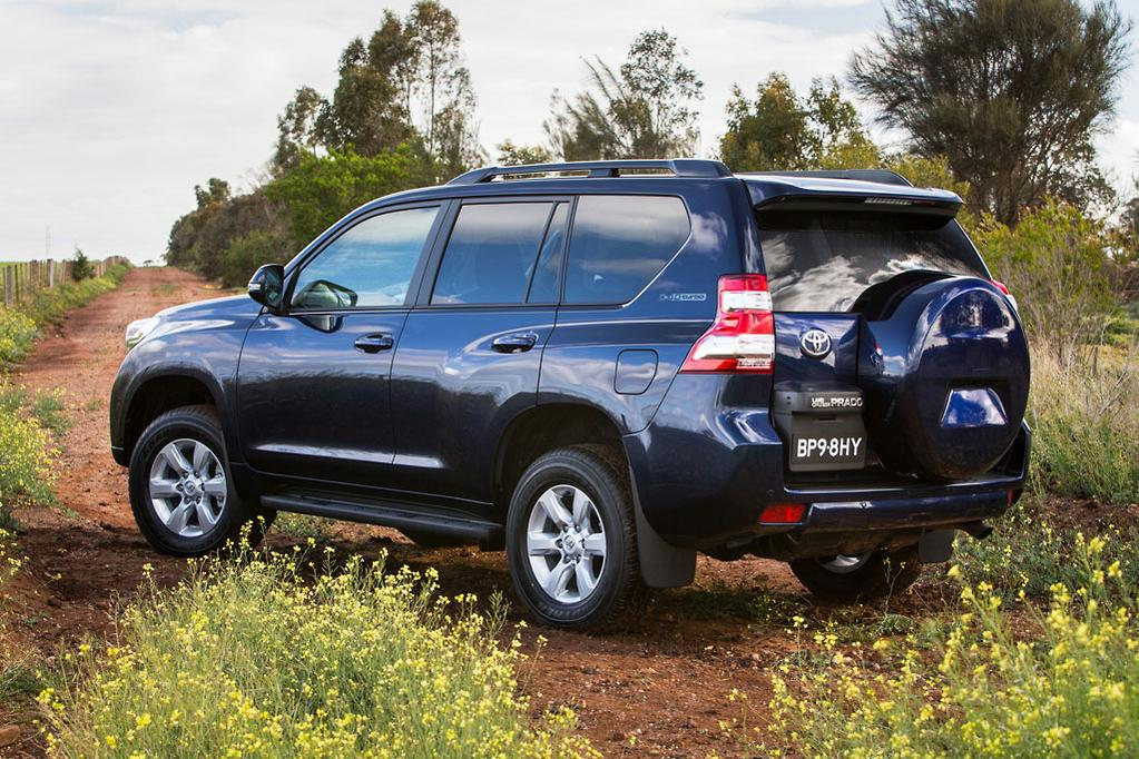 Toyota Large Suv >> Best Used Large Suv For 2019 Www Carsales Com Au