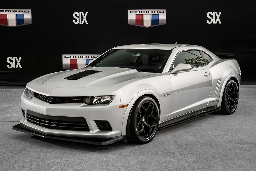 Top five Chevrolet Camaros ever - www carsales com au