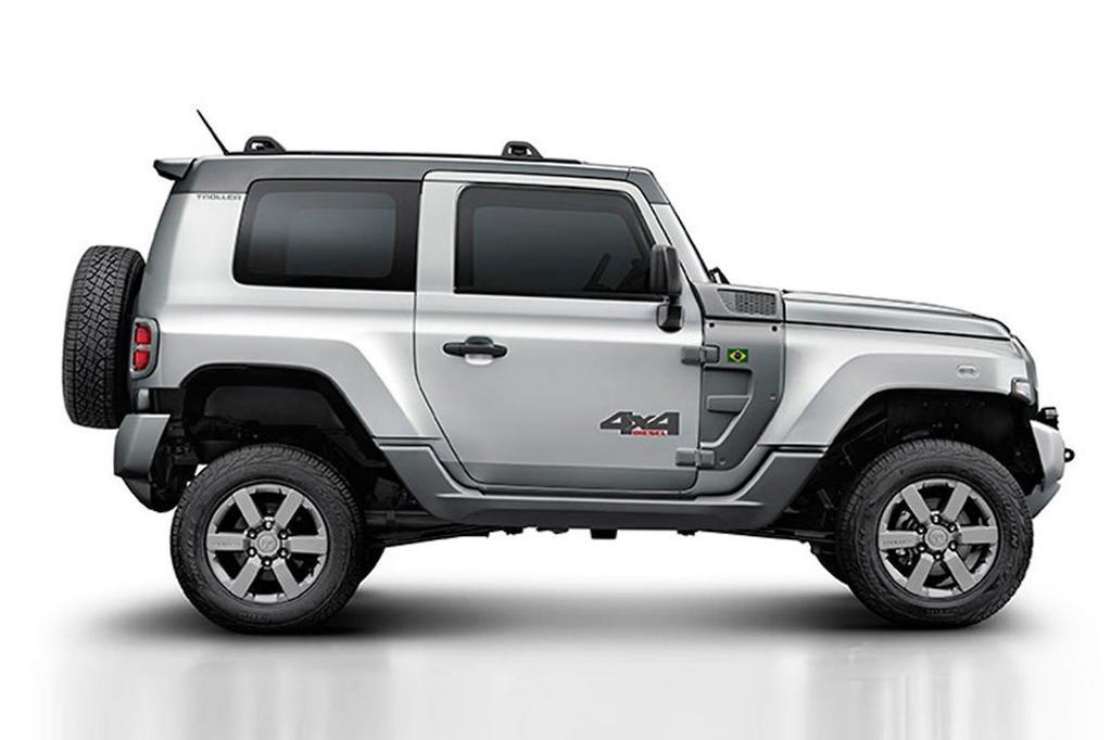 SCOOP: Ford Australia leads Bronco development - www