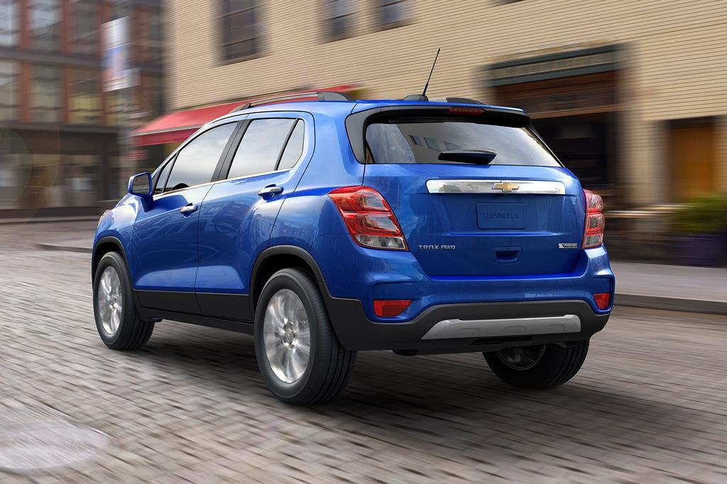 Holden Trax 2017 Review Carsales