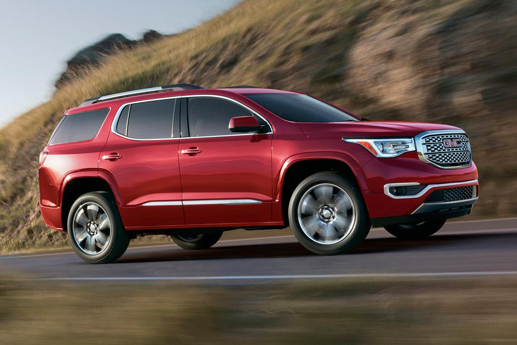 Holden Acadia 2017 Review