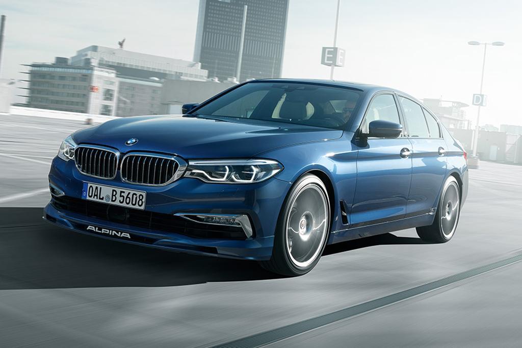 Top Five Reasons Alpina B Beats BMW M Wwwcarsalescomau - Bmw b5 alpina for sale