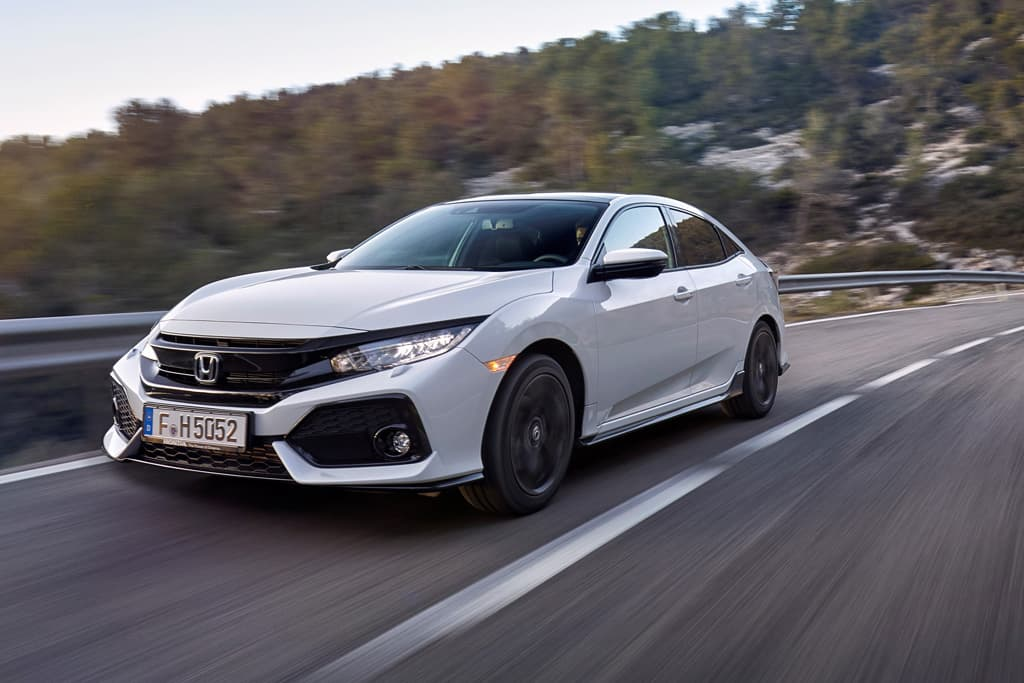 Honda Civic Hatch 2017 Review