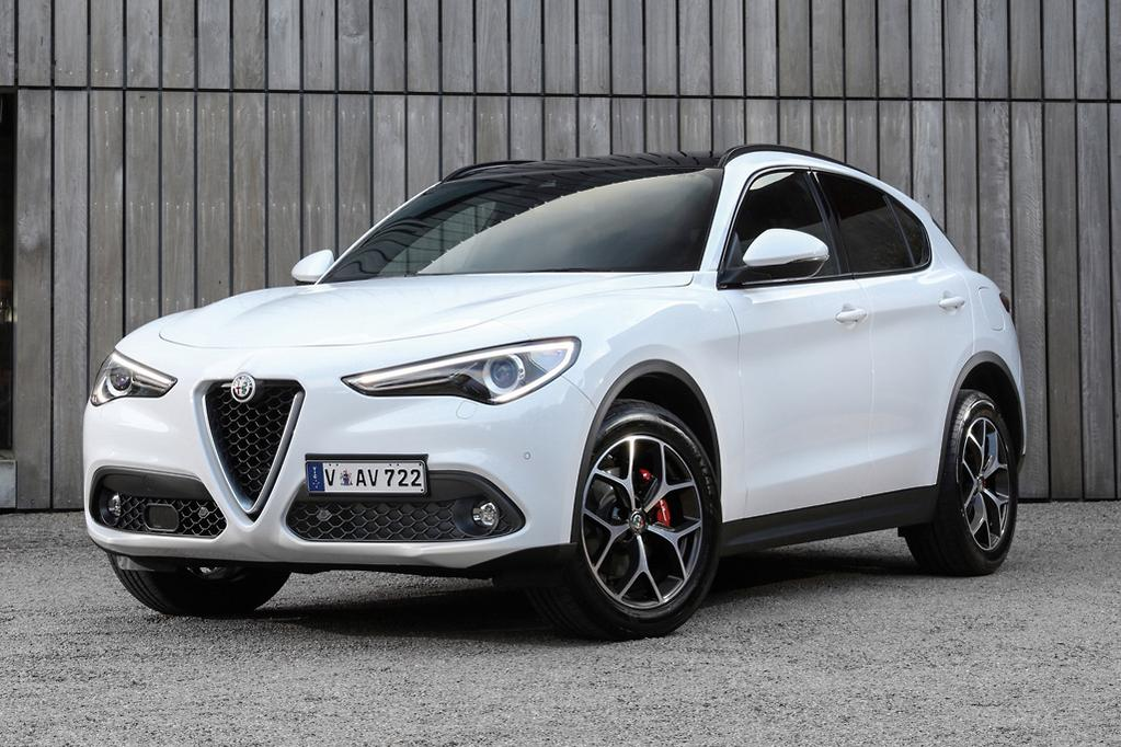 alfa romeo prices its first suv - www.carsales.au
