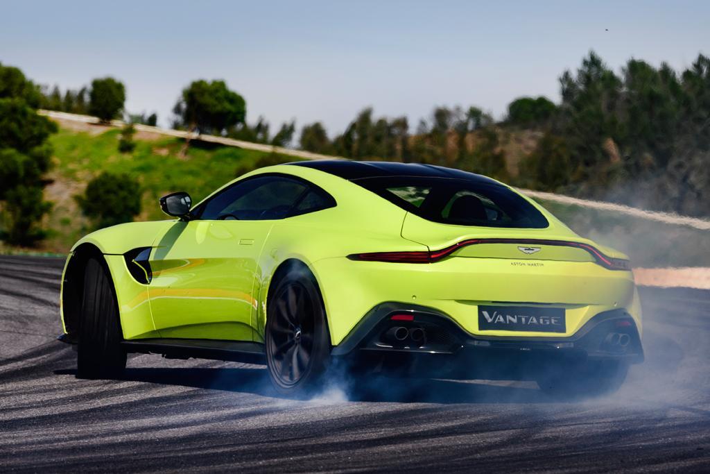 Aston Martin Vantage 2018 Review Www Carsales Com Au