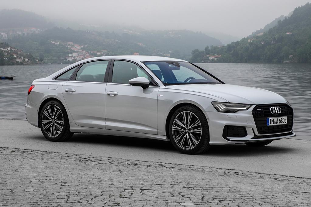 Audi A6 2019 Review - www carsales com au