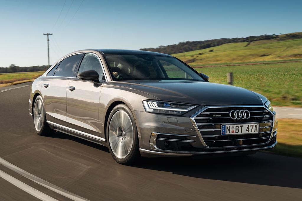 Audi A Review Wwwcarsalescomau - Audi a8 2018
