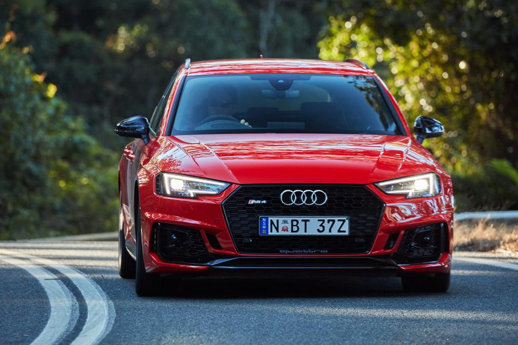 Audi Rs4 2018 Tuning The Business