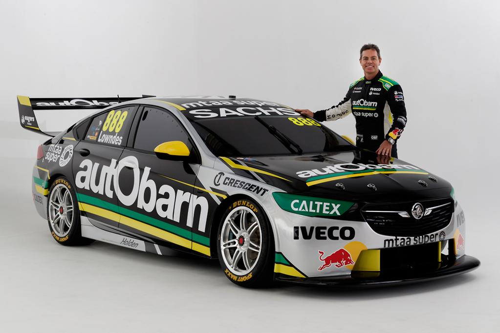 MOTORSPORT: Is this Lowndes' last race car? - www carsales
