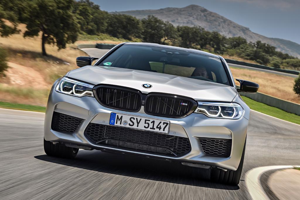 BMW M5 Competition 2018 Review - www carsales com au