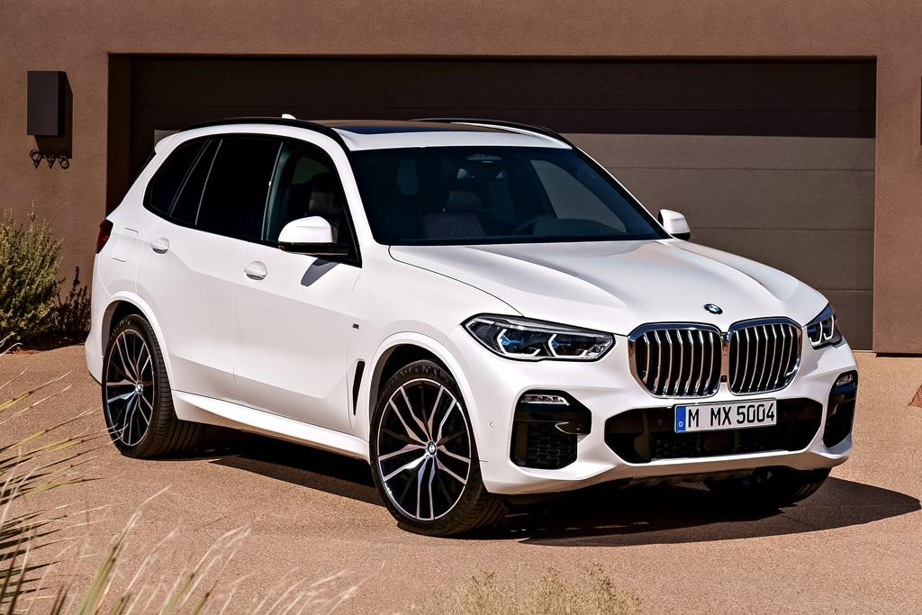 2018 BMW X5 Gets Diesel Engines And New Design >> New Bmw X5 Promises To Be The Boss Www Carsales Com Au
