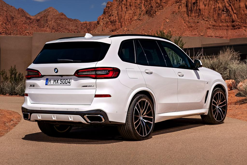 New BMW X5 promises to be 'the boss' - www carsales com au
