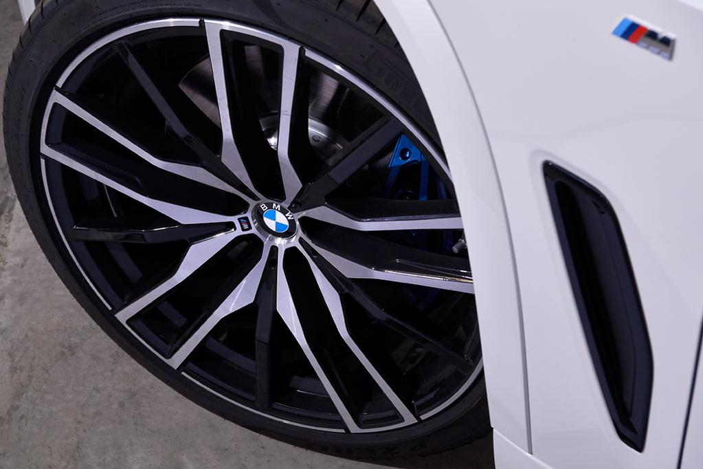 New BMW X5 M in the works - www carsales com au