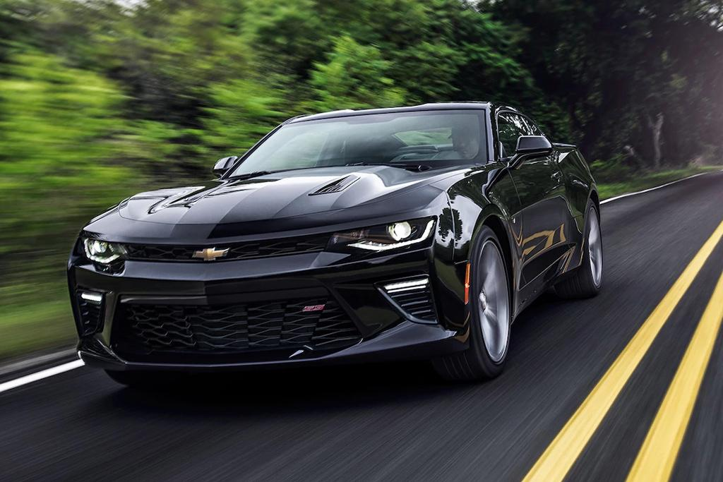 Official: Chevrolet Camaro for Australia - www carsales com au