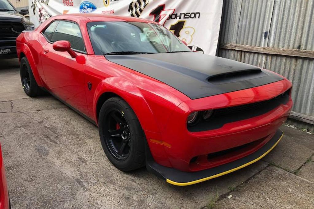 World S Fastest Rear Drive V8 Production Car Hits Oz Www Carsales