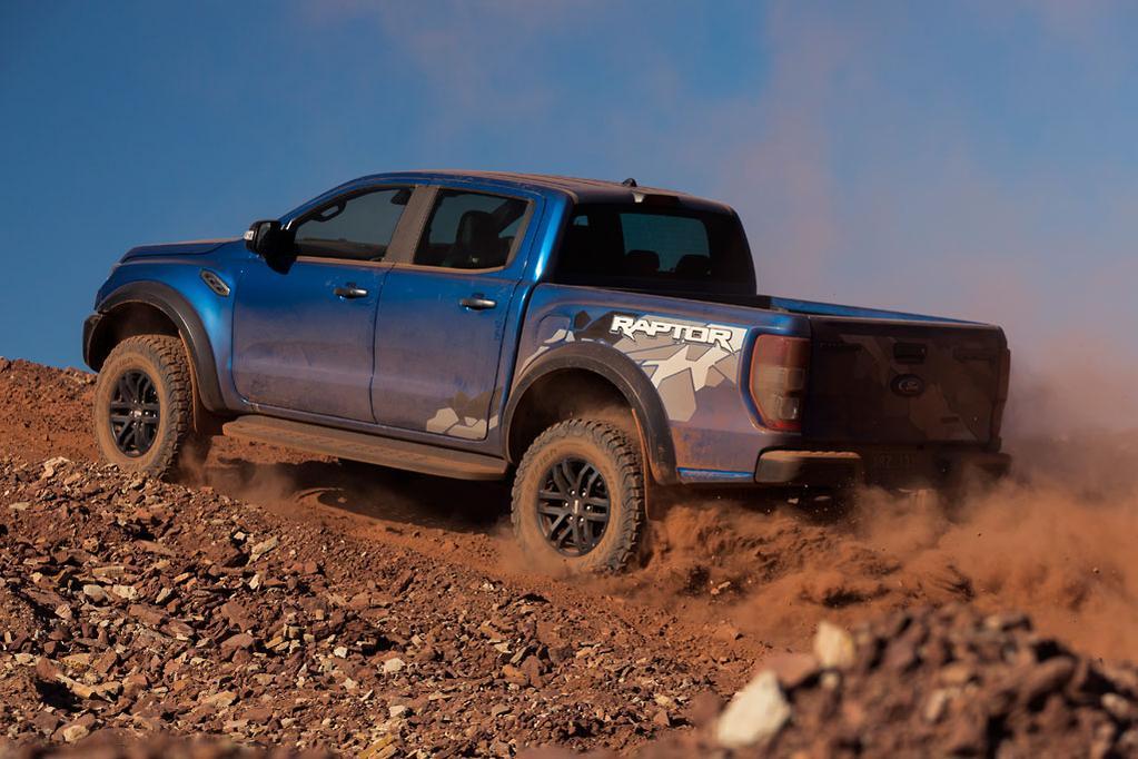 Ford Ranger Raptor 2018 Review - www carsales com au
