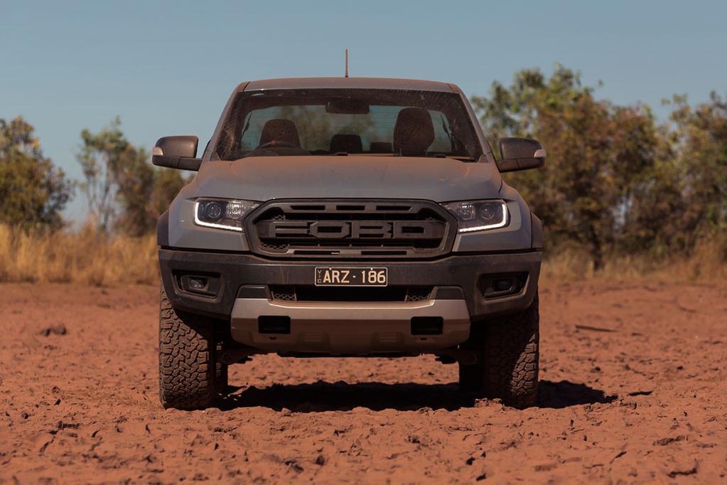 Blue Oval defends Ford Ranger Raptor safety - www carsales