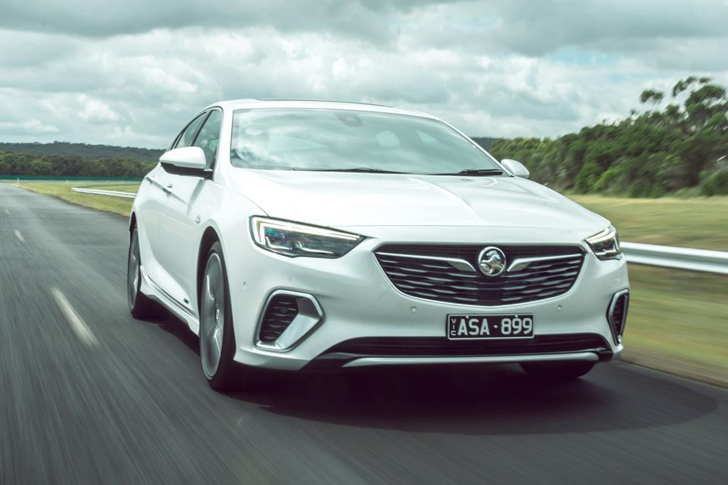 Holden Commodore Vxr 2018 Review Carsales