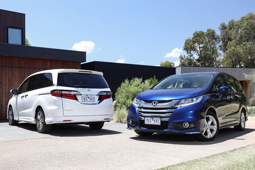 Honda Upgrades Odyssey Www Carsales Com Au