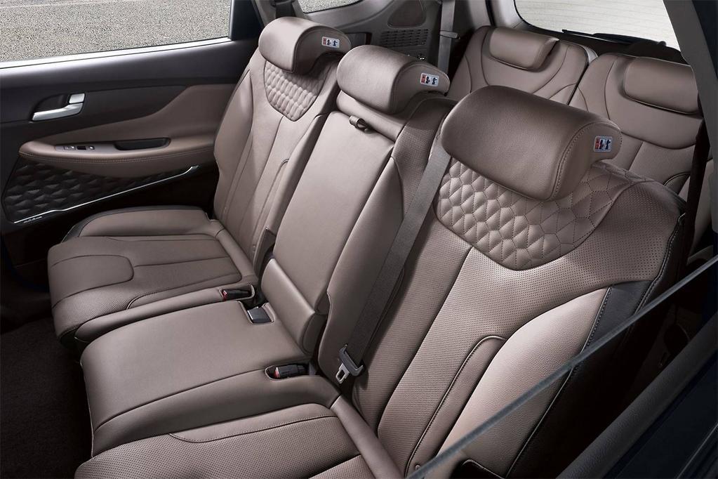 New Hyundai Santa Fe Leaked Www Carsales Com Au