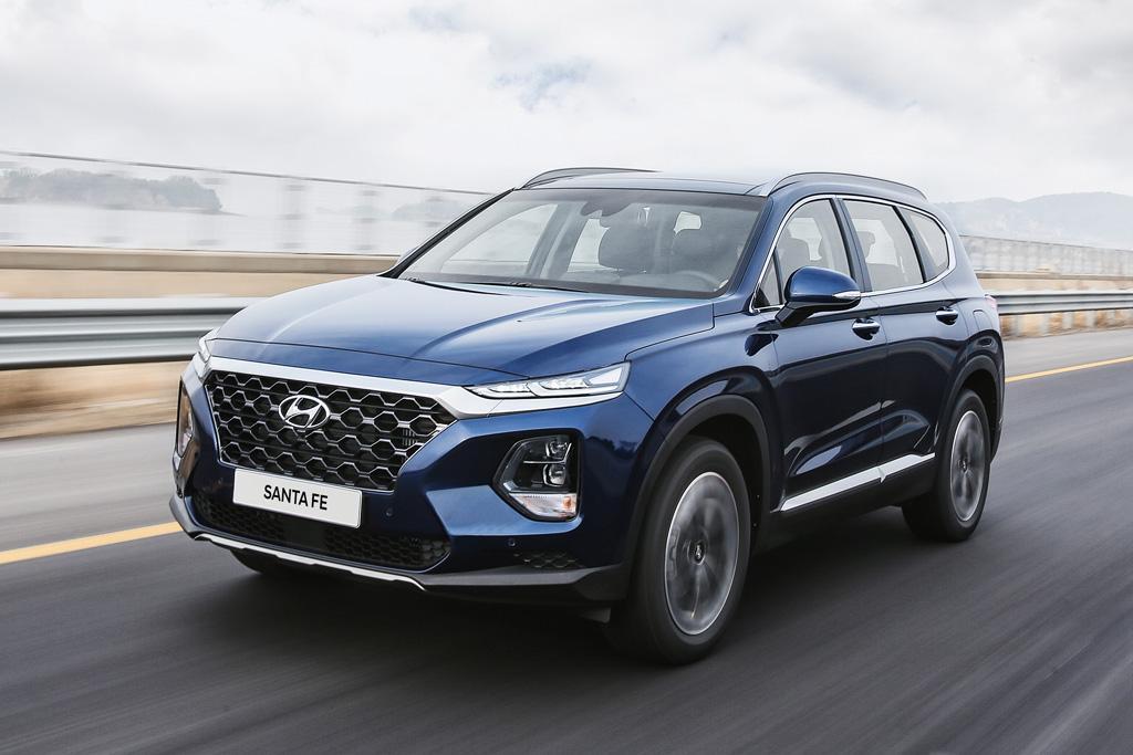 Hyundai Santa Fe 2018 Review - www carsales com au