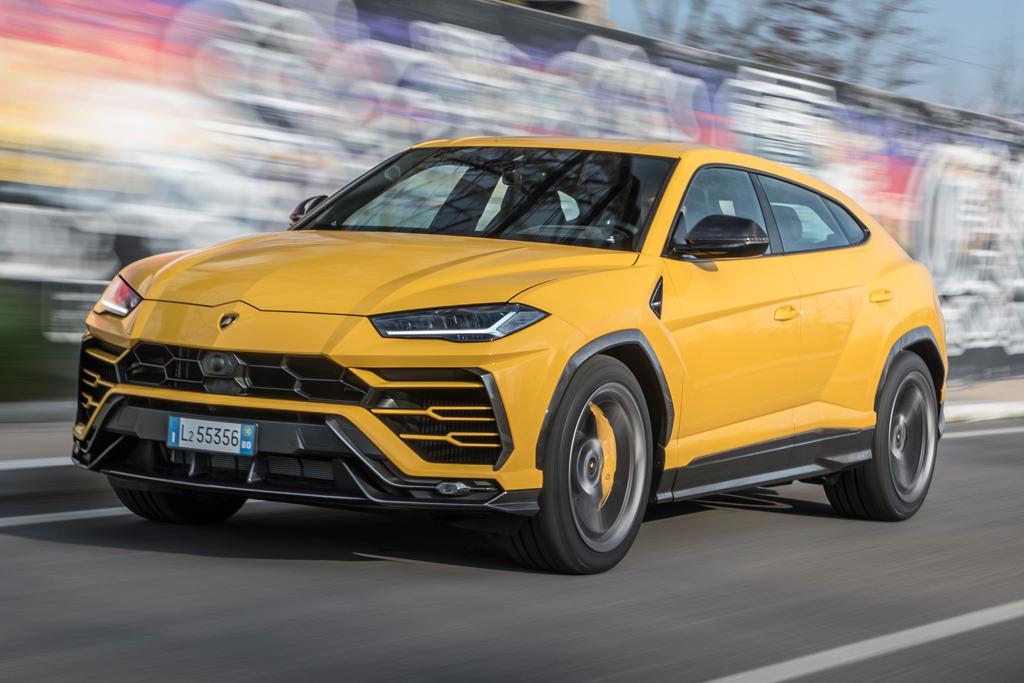 Lamborghini Urus 2018 Review Www Carsales Com Au