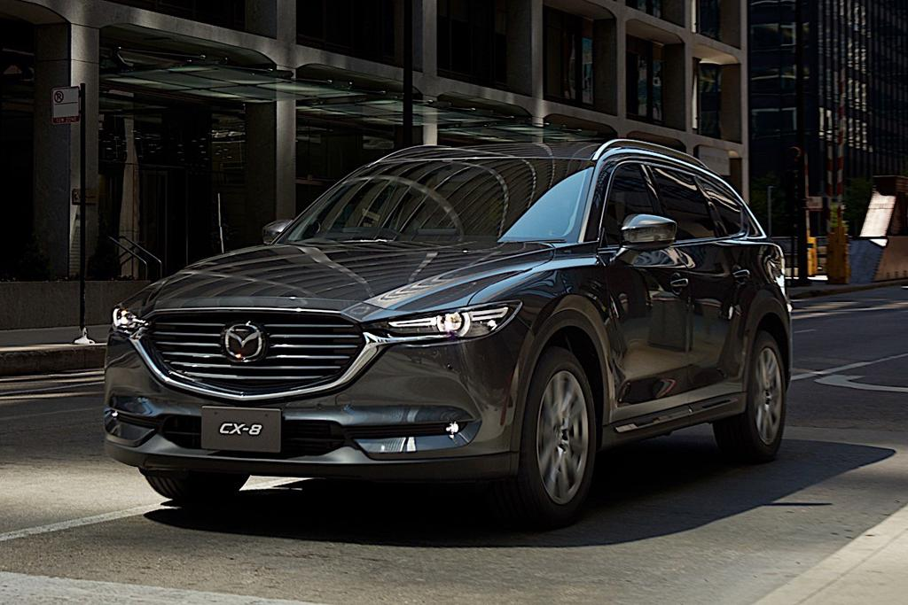 Mazda Cx 8 2018 Review Www Carsales Com Au