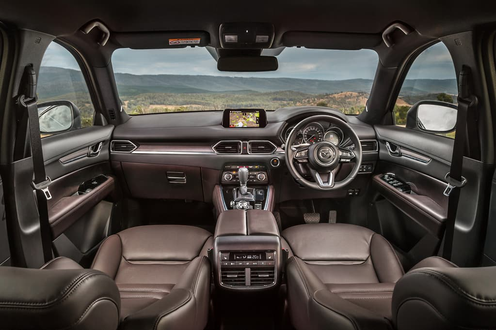 Mazda CX-8 2018 Review - www carsales com au