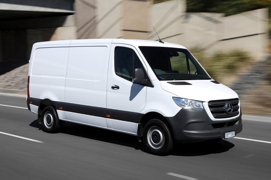 3201e24170 Mercedes-Benz Sprinter 2018 Review - www.carsales.com.au