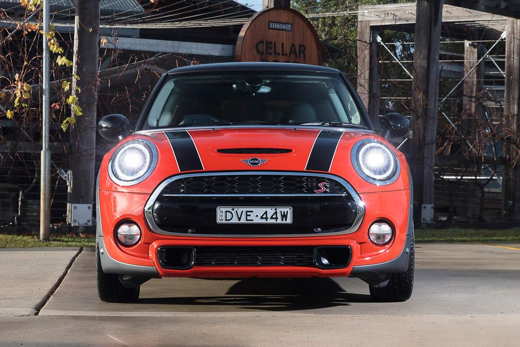 New-look MINI courts controversy - www carsales com au