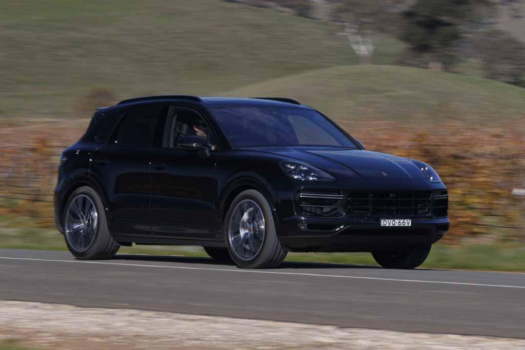 Porsche Cayenne 2018 Review - www carsales com au