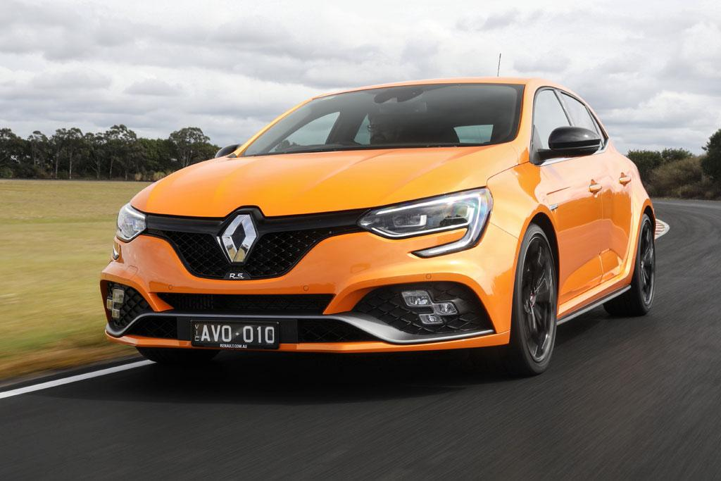 Renault Megane RS 2018 Review -- Australia