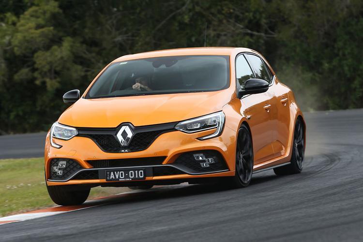 Renault megane rs carsales