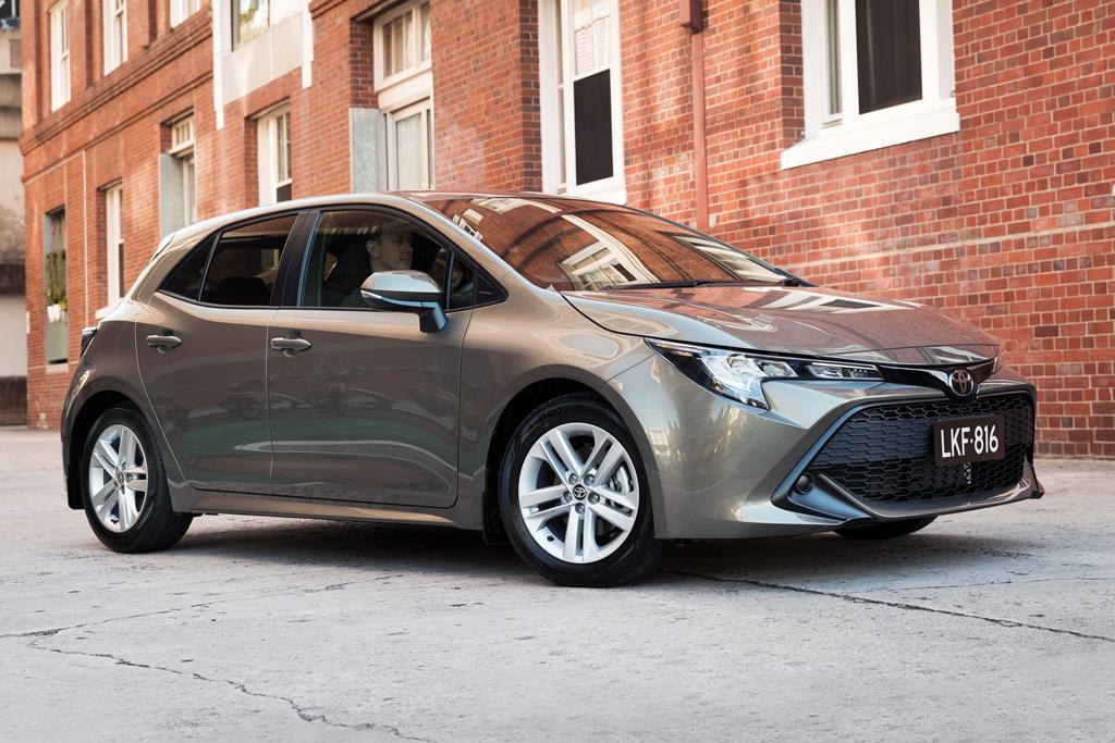 Toyota Corolla Ascent Sport 2018 Review