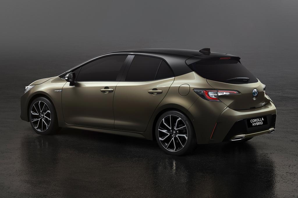 New Toyota Corolla to repair reputation of CVTs - www
