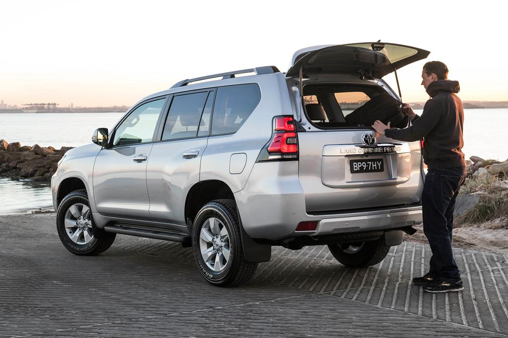 Toyota Prado Aims At City Slickers Www Carsales Com Au