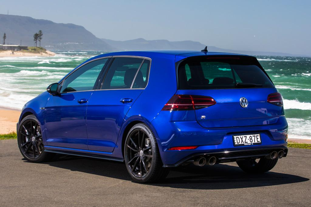 2018 Golf R >> Volkswagen Golf R Special Edition 2018 Review Www Carsales